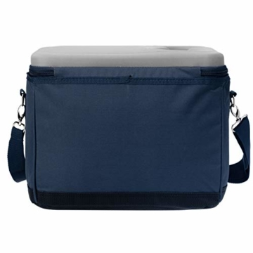 anndora Kühltasche 22 L Kühlbox 35 x 24 x 27 cm - blau weiß gestreift - 8