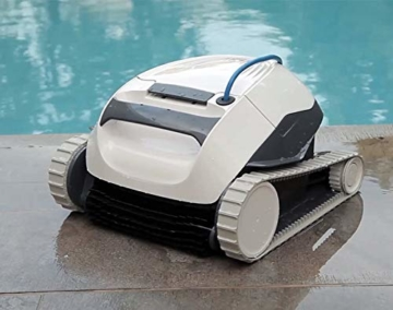 Dolphin Maytronics E10 Poolroboter Poolsauger Bodensauger - 6
