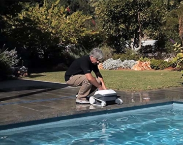 Dolphin Maytronics E10 Poolroboter Poolsauger Bodensauger - 8