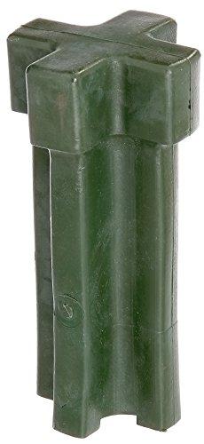 GAH-Alberts 211233 Einschlag-Werkzeug - Kunststoff, grün, für Einschlag-Bodenhülsen 70 x 70 mm und Ø80 mm - 1