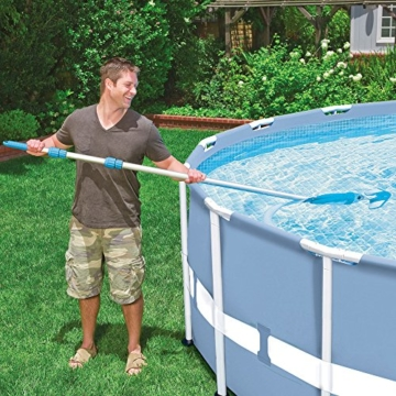 Intex Deluxe Pool Maintenance Kit - Poolzubehör - Pool Reinigungsset - 5-teilig - 4
