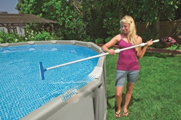 Intex Deluxe Pool Maintenance Kit - Poolzubehör - Pool Reinigungsset - 5-teilig - 5