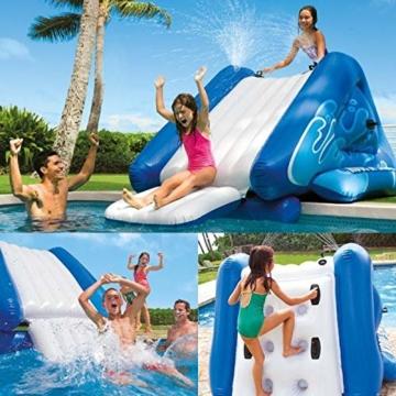 INTEX Kool Splash Inflatable Swimming Pool Water Slide | 58851EP by Intex Development Co - 2