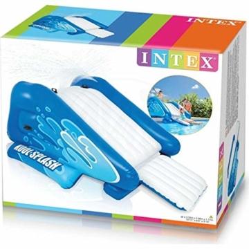 INTEX Kool Splash Inflatable Swimming Pool Water Slide | 58851EP by Intex Development Co - 3