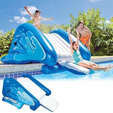 INTEX Kool Splash Inflatable Swimming Pool Water Slide | 58851EP by Intex Development Co - 4