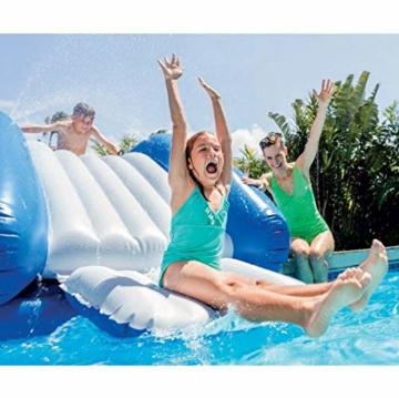 INTEX Kool Splash Inflatable Swimming Pool Water Slide | 58851EP by Intex Development Co - 5
