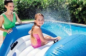 INTEX Kool Splash Inflatable Swimming Pool Water Slide | 58851EP by Intex Development Co - 7