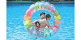 Jilong Water Wheel Ø 125cm Pool Wasser-Laufrad Hamsterrad Schwimmbad Wasserspielzeug Wasserwalze - 1