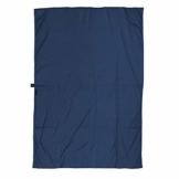 Outdoro Isopeak Reisedecke - 210x155cm - Ultraleichte Decke für Reisen - Geringes Packmaß - weich und atmungsaktiv - 1
