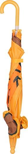 Playshoes DIE MAUS Mädchen Kinder Maus Regenschirm, Gelb (Gelb 12), One Size - 2