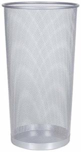 Q-Connect KF00828 Schirmständer Metalldraht silber - 1
