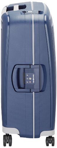 Samsonite S'Cure - Spinner M Koffer, 69 cm, 79 L, Blau (Dark Blue) - 4
