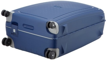 Samsonite S'Cure - Spinner M Koffer, 69 cm, 79 L, Blau (Dark Blue) - 5