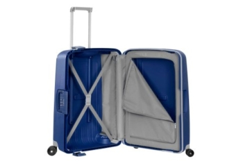 Samsonite S'Cure - Spinner M Koffer, 69 cm, 79 L, Blau (Dark Blue) - 7
