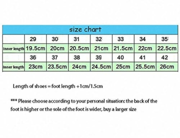 SNOWWOLF Deformation Schuhe Kinder Studenten Roller Schuhe Skateboard Schuhe Skating Outdoor Sports Rollschuhe Lazy Travel Mode,B,36 - 6