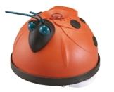 Steinbach-80107-HAYWARD Magic Clean Schwimmbadreiniger, inkl. 9,6 m Spezialschlauch, orange - 1