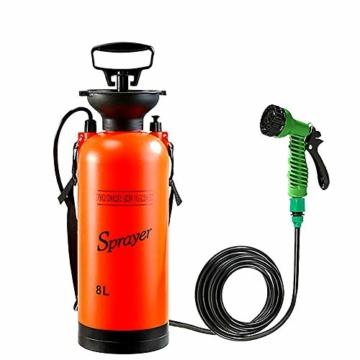 Thrivinger Outdoor Camping Dusche Tragbares Bad Multi-Funktions-Sprayer Reise Bewässerung Autowaschanlage Kleinen Sprayer-5L/8L - 1