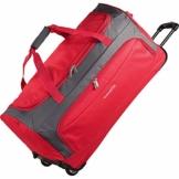 Travelite Garda XL Reisetasche groß mit Rollen mit Trolley-Funktion 72 cm - 1
