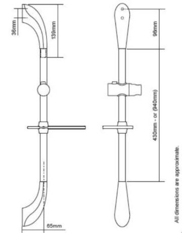 Triton Seville Elektrodusche 10,5kW - 10