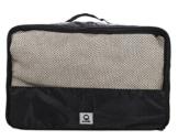 HAUPTSTADTKOFFER – Packhilfe - Packtasche L, Koffer Organizer, Aufbewahrungstasche für Hosen + Oberteile, Gepäcktasche für Reisen, Kofferorganizer, Packwürfel, Kleidertasche, Reisetasche, 40 cm - 1