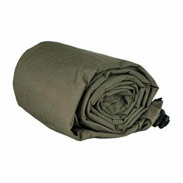 Human Comfort Luft Bett Chatou Isomatte Kasten Matratze Gäste 100% Baumwolle - 6