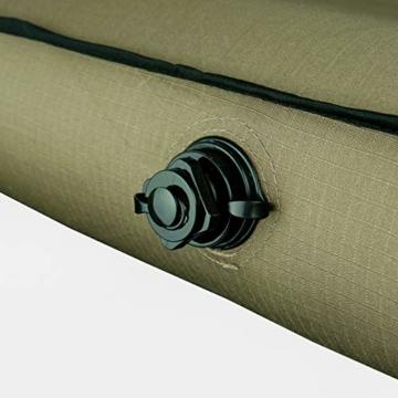 Human Comfort Luft Bett Chatou Isomatte Kasten Matratze Gäste 100% Baumwolle - 8