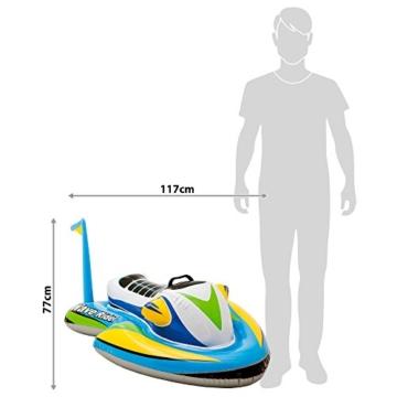 Intex 57520NP - Wave Rider Ride-On, 117 x 77 cm - 4