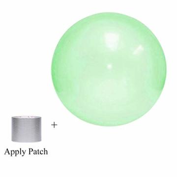 Liamostee Aufblasbarer Ball Wassergefüllter Strand-Softgummiball für Kinder im Freien - 5