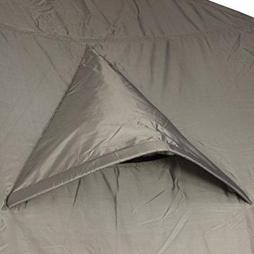 Portal POR2918-4260182766675 Tent, Grau, 3 - 14