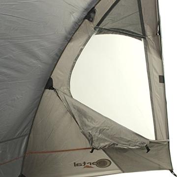 Portal POR2918-4260182766675 Tent, Grau, 3 - 4