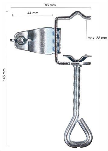 Schneider Tischklammer für Sonnenschirme - 6