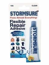 Stormsure Flexibler Reparaturkleber (wasserdichter Kleber) 10x5g - 1