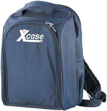 Xcase Thermorucksack: Thermo-Picknick-Rucksack mit Kühlfach, bestückt für 2 Personen (Picknickrucksack mit Kühlfach) - 5