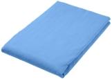 AmazonBasics Mikrofaser Badetuch , Blau, 180 x 90 cm - 1
