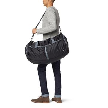 AmazonBasics - Reisetasche, leicht verstaubar, 69 cm, 75 Liter - 3
