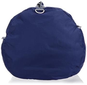 AmazonBasics - Seesack / Reisetasche, groß, 98 l, Marineblau - 3