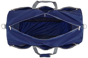 AmazonBasics - Seesack / Reisetasche, groß, 98 l, Marineblau - 4