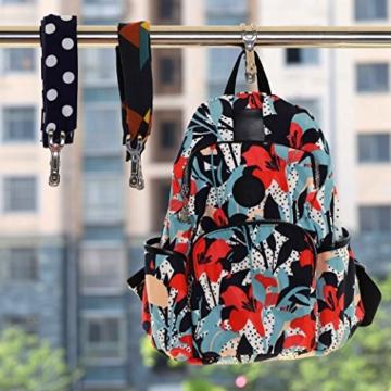 Beach Handtuch Clips,Strand Handtuch Clips Rostfreier Stahl Winddicht für tägliche Wäsche Großes Strandtuch Schwere Badetuch Dicke Teppich 12pack 8.5cm - 3
