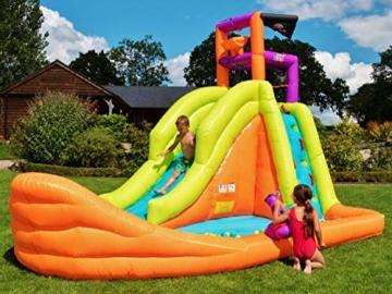 BeBop Piratenboot Aufblasbare Bouncy Wasserrutsche für Kinder - 1