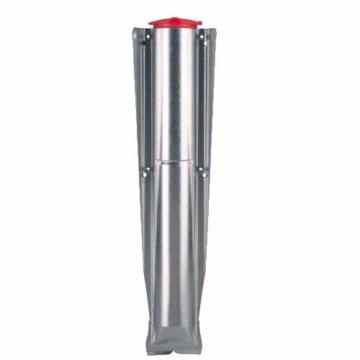 Brabantia 311444 Bodenanker für Wäschespinne 45 mm aus Metall - 2