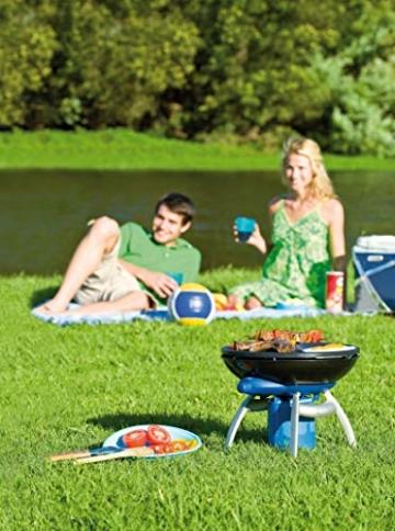 Campingaz Party Grill Campinggrill, kleiner Gasgrill und Campingkocher in einem, für Camping, Wandern oder Festivals - 3