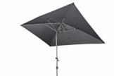 Doppler EXPERT Auto Tilt – Rechteckiger Sonnenschirm für Balkon oder Terrasse – Knickbar – ca. 300x200 cm – Anthrazit - 1