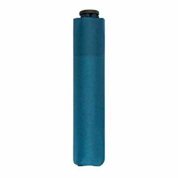 doppler Taschenschirm Zero,99 – Gewicht von nur 99 Gramm – Stabil – Windproof – 21 cm – Ultra Blue - 1