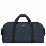 Eastpak Terminal + Reisetasche, 75 cm, 96 L, Blau (Triple Denim) - 1