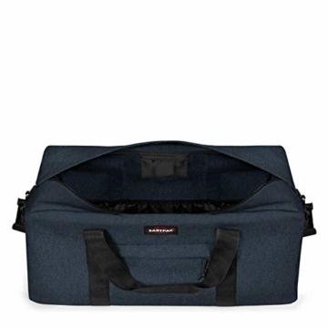 Eastpak Terminal + Reisetasche, 75 cm, 96 L, Blau (Triple Denim) - 3