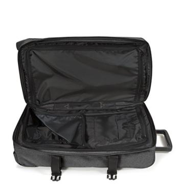 Eastpak Tranverz M Koffer, 67 cm, 78 L, Grau (Black Denim) - 4