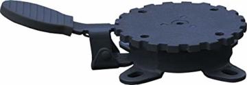 habeig 360° MECHANISMUS +++ für Ampelschirm 360 Grad schwenkbar drehbar Fußpedal Schirm - 1