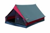 High Peak Hauszelt Minipack, Campingzelt für 2 Personen, Festivalzelt mit Wannenboden, 1500 mm wasserdicht, Ventilationssystem, Moskitoschutz, Leichtgewicht und kleines Packmass - 1