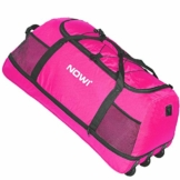 NOWI XXL Riesen Reisetasche mit 3 Rollen Rollenreisetasche 81 cm - 1