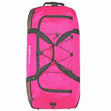 NOWI XXL Riesen Reisetasche mit 3 Rollen Rollenreisetasche 81 cm - 4